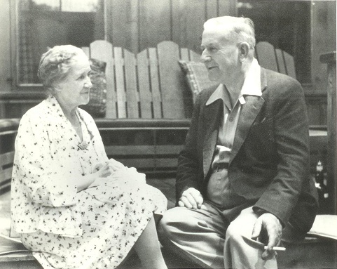 Ralph C. and Lucy Burrows Morley
