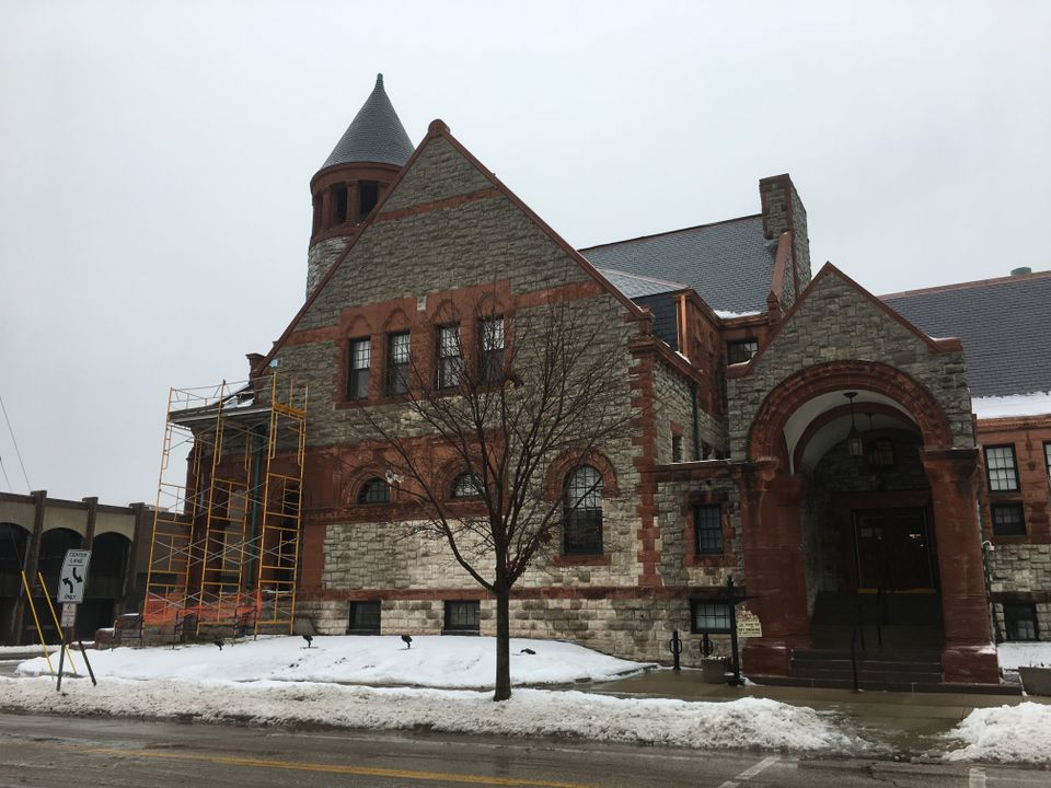 Saginaw's Hoyt Library $5M renovation campaign reaches money milestone